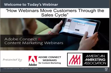 webattract how webinars move customers through the sales cycle webinar