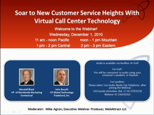 Soar to New Customer Service Heights with Virtual Call Center Technology